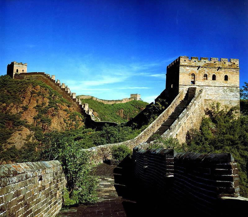 Mutianyu Jinshanling And Simatai Great Wall 3 Days Tour